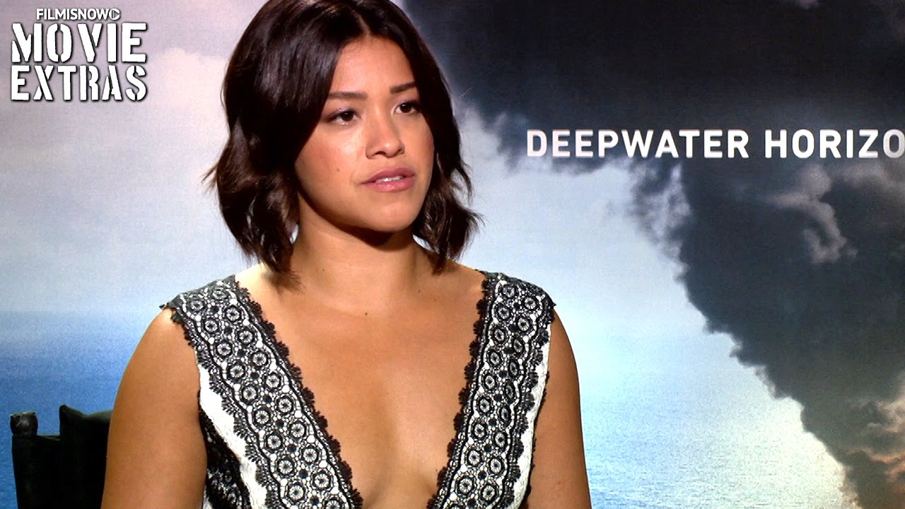 Deepwater Horizon (2016) - Gina Rodriguez talks about her experience making the movie