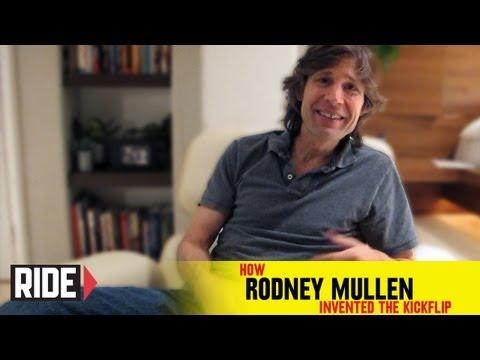 How Rodney Mullen Invented Kickflips