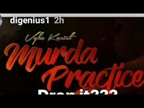 Vybz Kartel - Murder Practice - December 2017 Prod. Di Genius