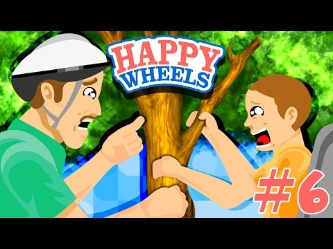 Mission Impossible!! happy Wheels #6 video