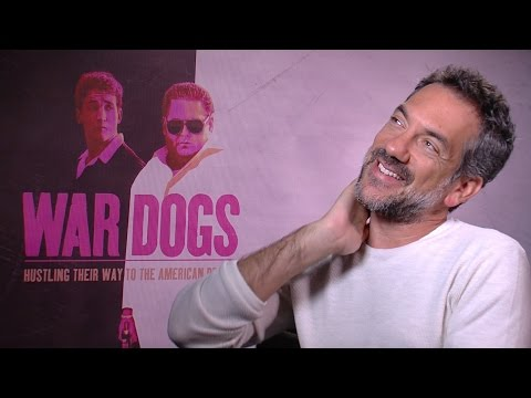 War Dogs: Todd Phillips Talks War, Chaos, Location Shooting And The Real War Dogs