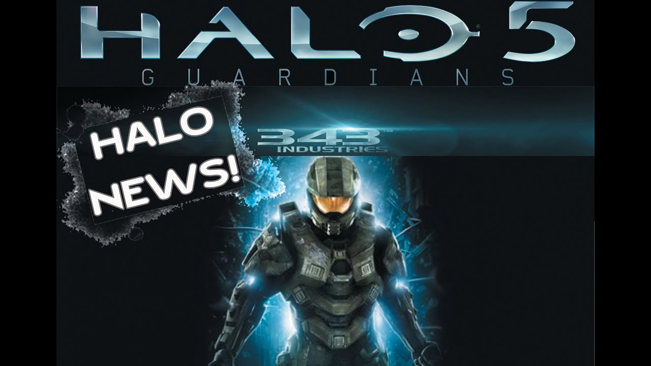 Release date for halo 5