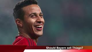 Football News - Ancelotti new Napoli Manager, Sarri to Chelsea? Should Bayern sell Thiago?