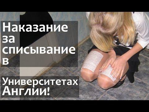 Как списать на экзамене? А стоит ли? Наказание за списывание в университетах Англии и России