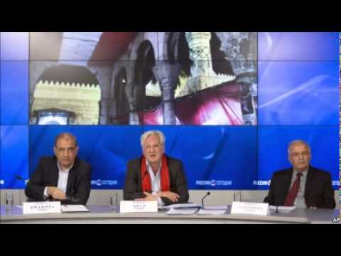 No Breakthrough at Russia-Mediated Syrian Peace Talks