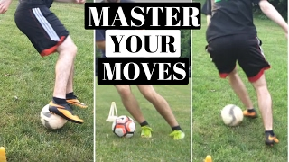 How To Improve Your Soccer Skills - Your 3 Moves