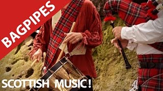 Bagpipes. Amazing Music with Aires de Pontevedra and Itchy Fingers .Playlist Amazing Grace .