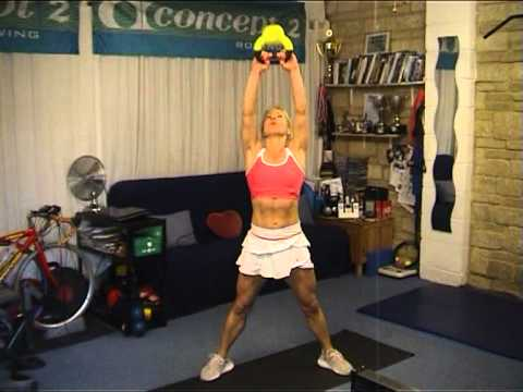 Kettlebell Routine For a Total Body Workout Image 1