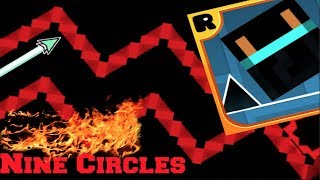 My Tips To Razing717 For Nine Circles | Geometry Dash