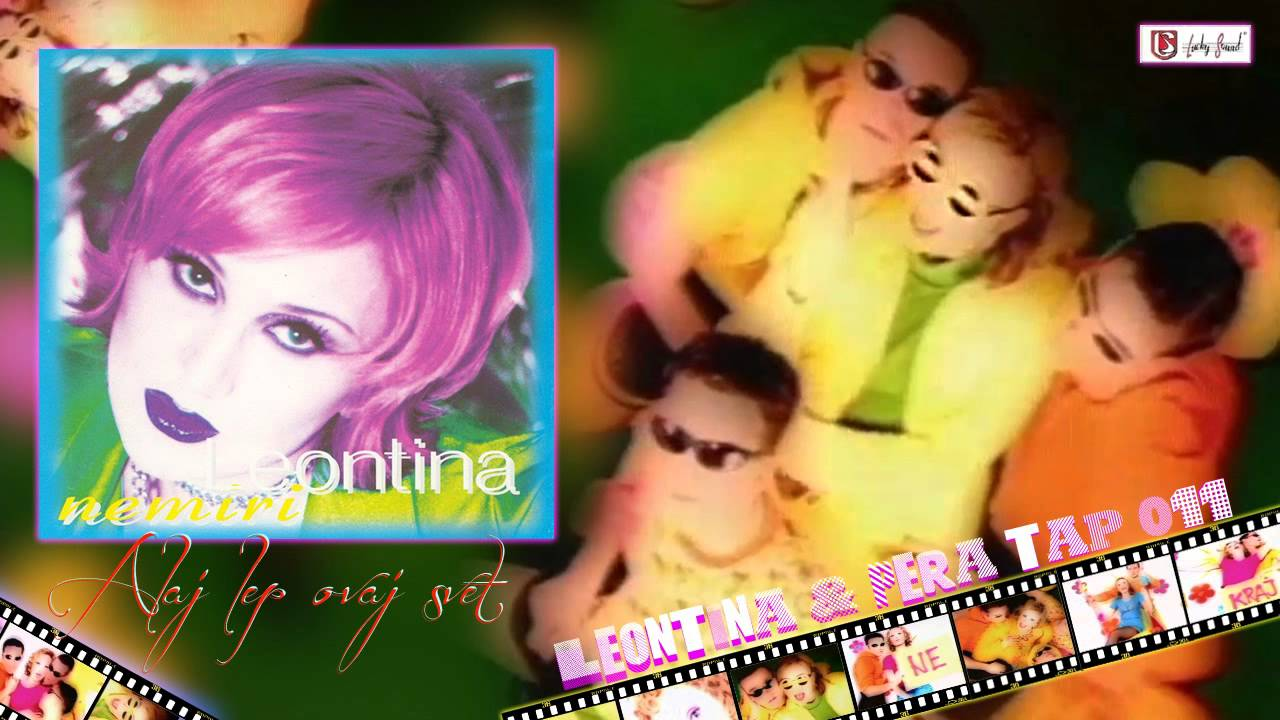 Leontina pera tap 011 alaj lep ovaj svet audio 1996 for Tap 011 divan dan