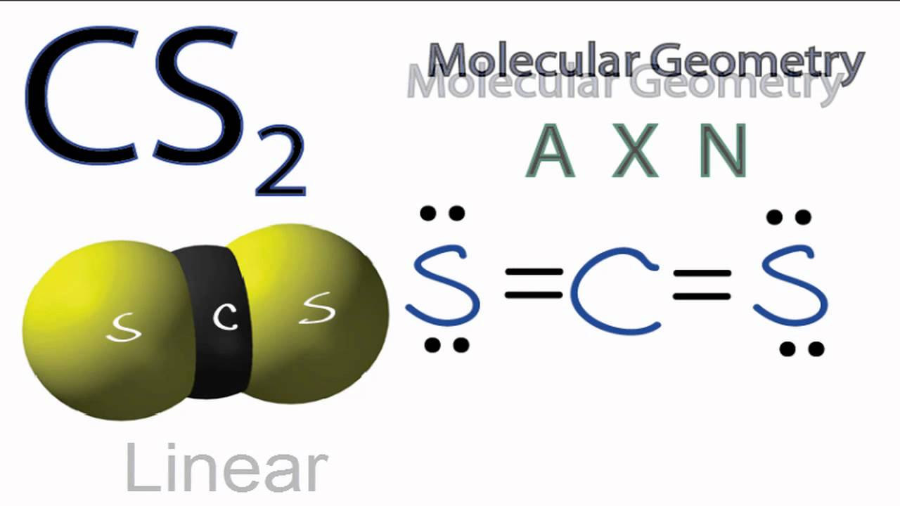 Cs2 Lewis Structure Molecular  C2h4 Lewis Structure Molecular Geometry
