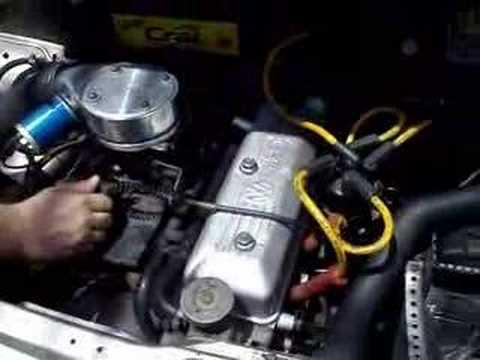 Gol Quadrado CHT Turbo 1.6