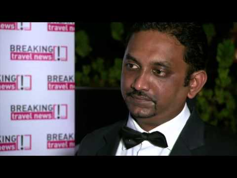 Ishanth Gunewardene, Head of Sales & Marketing, Jetwing Ayurveda Pavilions