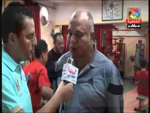 كورة بلدنا ترصد إستعدادات ألعاب دمنهور للممتاز - محمد الشناوي