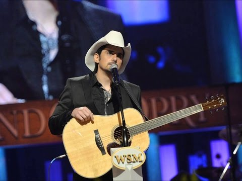 Brad Paisley - What A Friend We Have In Jesus