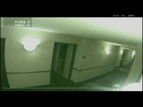 Ghost screaming in haunted hotel - FULL LENGTH