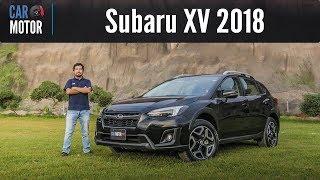 Subaru XV 2018 - Más robusta y capaz