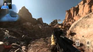 Пробуем Star Wars Battlefront BETA - 2xGTX 980Ti SLI
