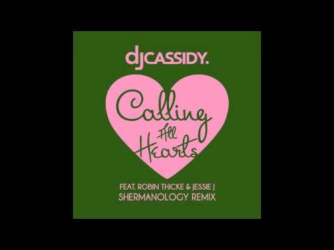 DJ Cassidy feat. Robin Thicke & Jessie J - Calling All Hearts (Shermanology Remix)