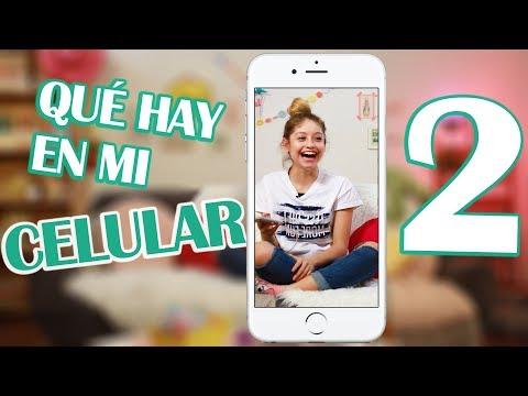 Karol Sevilla I #QueHayEnMiCelular2