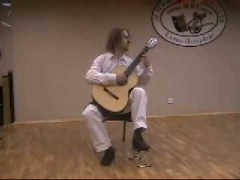 Бах Иоганн Себастьян - BWV 995 -  6. Жига