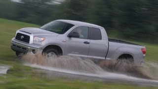 2007 Toyota Tundra - CAR and DRIVER