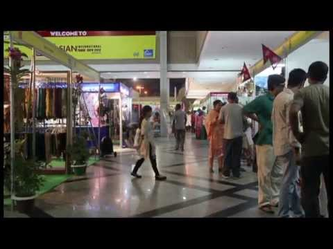 5th Asian International Trade Expo 2012 - Opening Ceremony Video Clip