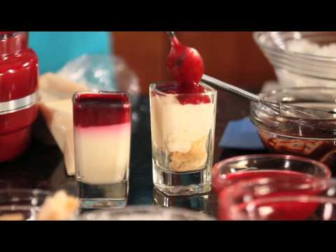 Cooking With Rose Reisman - Shot-glass Desserts