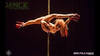 WINNER - MISS POLE DANCE AUSTRALIA 2018 - AMY HAZEL