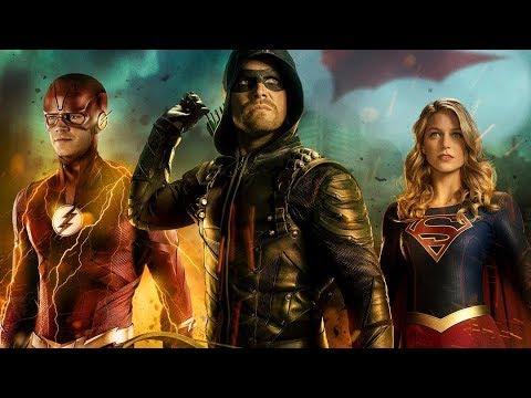 DCTV New Seasons Promo (2018) | The Flash, Arrow, Supergirl, Legends of Tomorrow (Fan Made)