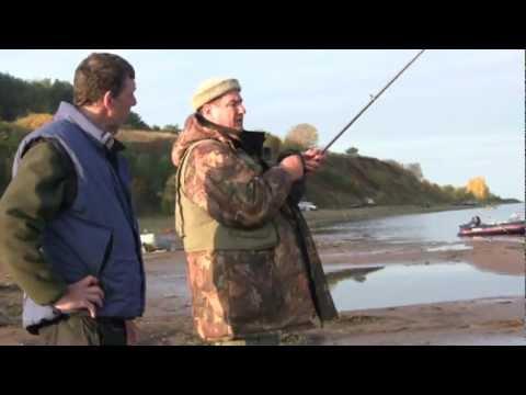 рыбалка в проводку на каме