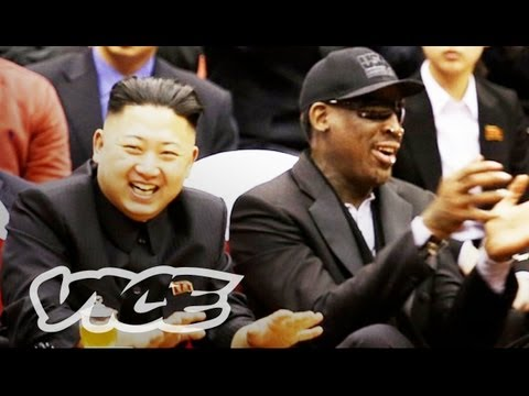 Basketball Diplomacy: Lunch with the North Korean Team (VICE on HBO Ep. #10 Extended)