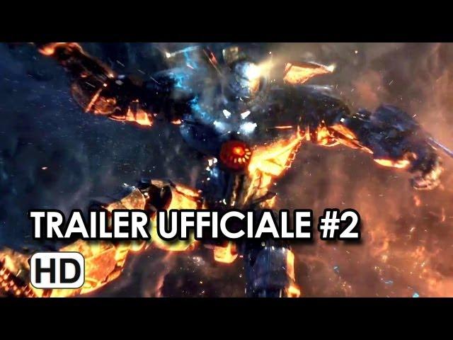 Pacific Rim Trailer Italiano Ufficiale #2