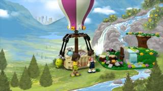 LEGO Friends Product Animation Classic 41097