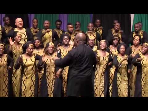 Christmas In Nigeria: Lagos City Chorale Performing nativity Song (igbo) video