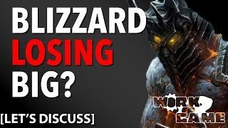 What does Blizzard losing so many users mean? [Let's Discuss Gaming News]