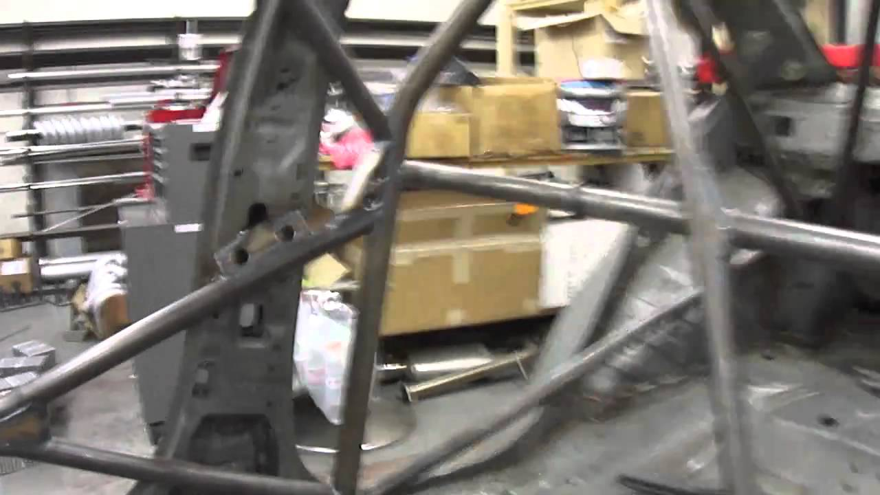 EVO    X Rally Time Attack Roll Cage by Custom Cages  YouTube
