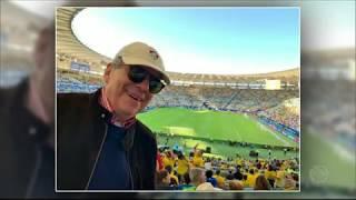 Mesmo em NY ou SP, Paulo Henrique Amorim nunca deixou de ser um 'carioca da gema'