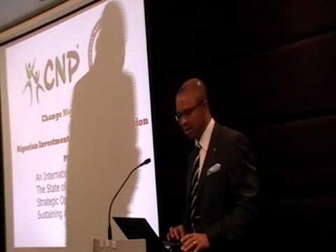 Speaker Mr Ben Akabueze (3) - CNP Conference London, Jan 30th 2010, Part (3of4)