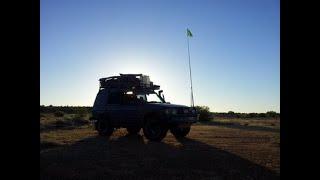 Simpson Desert trip 2012 in Land Rovers