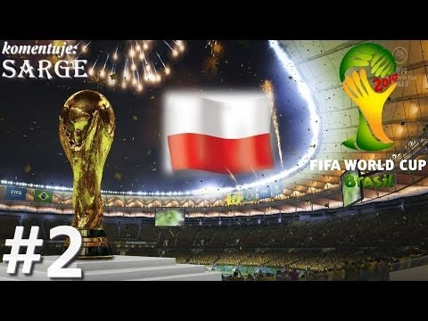 Testujemy grę 2014 FIFA World Cup Brazil (PS3 gameplay #2) - Story of Qualifying (Zagrajmy w)