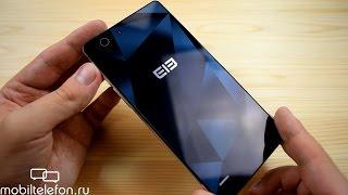 Распаковка Elephone S2 Plus: бюджетка в стекле и металле (unboxing)