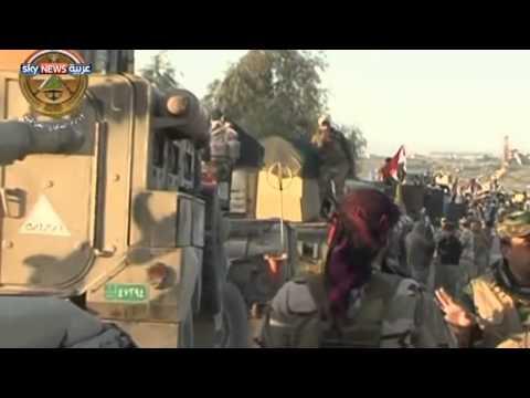 معصوم: التحالف يشن غارات في تكريت قريبا