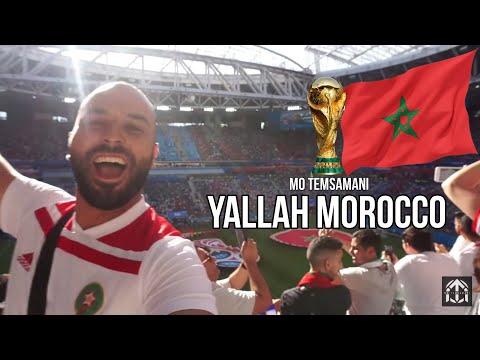MO TEMSAMANI - YALLAH MOROCCO (2018 FIFA World Cup Russia // Music Video) [Prod. Fattah Amraoui]