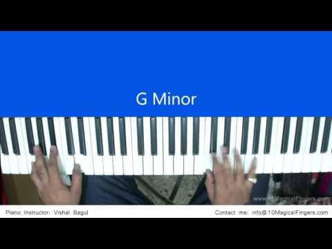 Sun Raha Hai Na Tu Piano Tutorial by Vishal Bagul | Melody | Chords | Arpeggios
