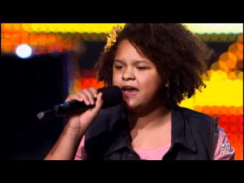 X Factor   Rachel Crow   If I Were a Boy