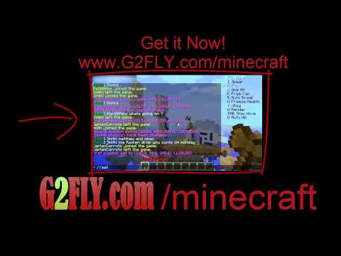 Minecraft Force Op Session Stealer New! (Server Exploit 1.5.2)