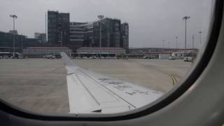 COMAC ARJ21-700 push back and start up
