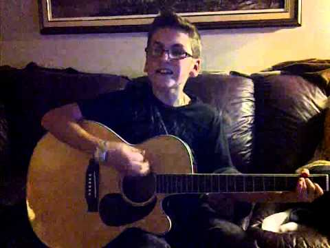 Eminem- Not Afraid (mitch Rastin Cover).3gp video
