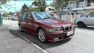 1998 BMW 328i (E36) Start-Up, Full Vehicle Tour, and Quick Drive